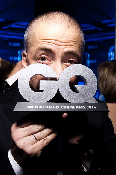 Галерея «100 самых стильных  GQ»